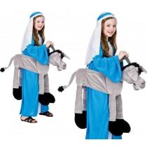 Ride on Grey Donkey