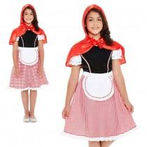 Red Riding Hood Girls