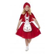 Little Red Wolf Costume