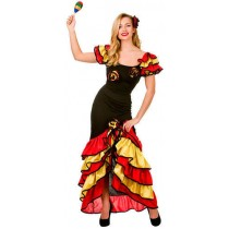 Rumba Dancer (Fancy Dress)