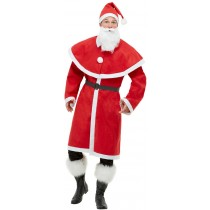 Father Christmas Santa Costume