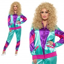 80s Height Of Fashion Shell Suit
