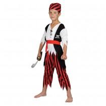 Boys Shipwreck Pirate (Fancy Dress)