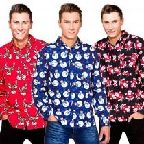 Adults Christmas Shirt 3 Designs