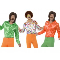 60's Groovy Shirt (Fancy Dress)