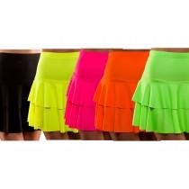 Neon Ra Ra Skirt