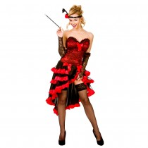 Wild West Showgirl (Fancy Dress)
