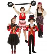 Circus Costumes Kids
