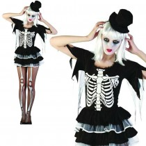 Skeleton Lady
