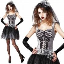 Skeleton Bride (Black)