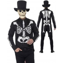 Day of the Dead Señor Skeleton Costume