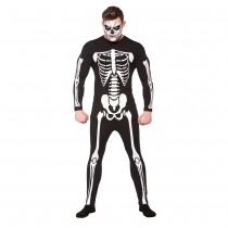 Adult Skeleton Jumpsuit