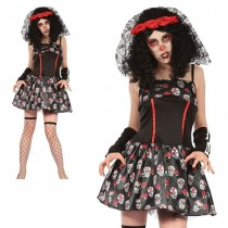 Day of the Dead Skeleton Dress
