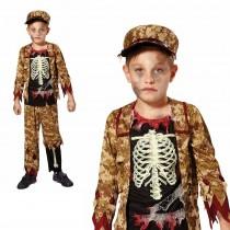 Skeleton Boy Soldier