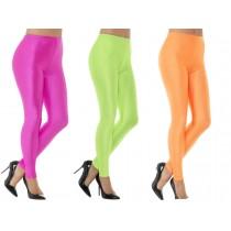 Spandex Leggings Neon
