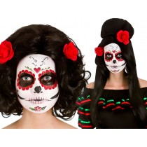Day Of The Dead Wigs