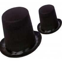 Perfect Fit Deluxe Stovepipe Hat