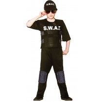 S.W.A.T. Team Commander Costume