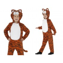 Childs Wild Tiger Costume