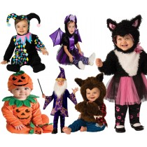 Toddlers Halloween Costume
