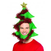 Novelty Christmas Tree Hat
