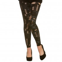 Footlless Zombie Tights