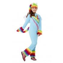 Girls Pony Costume
