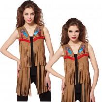American Indian Waistcoat (Ladies)