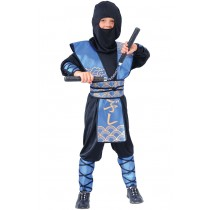 Boys Ninja Warlord (Fancy Dress)