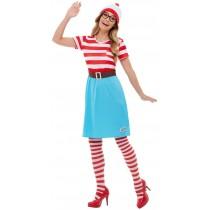 Where's Wally? Wenda Costume