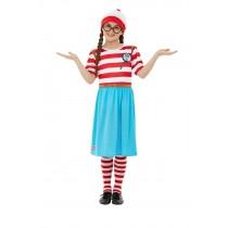 Where's Wally? Wenda Deluxe Costume
