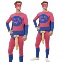 Willyman Superhero Costume