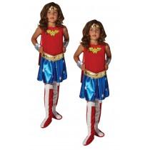 Supergirl Child Deluxe