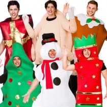 Novelty Adults Christmas Costumes