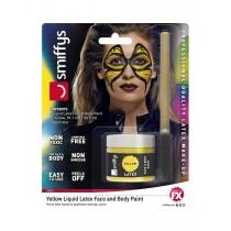 Liquid Latex Pot & Sponge Applicator