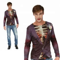 Zombie Bridegroom 3D Print Shirt