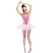 Zombie Ballerina Costume