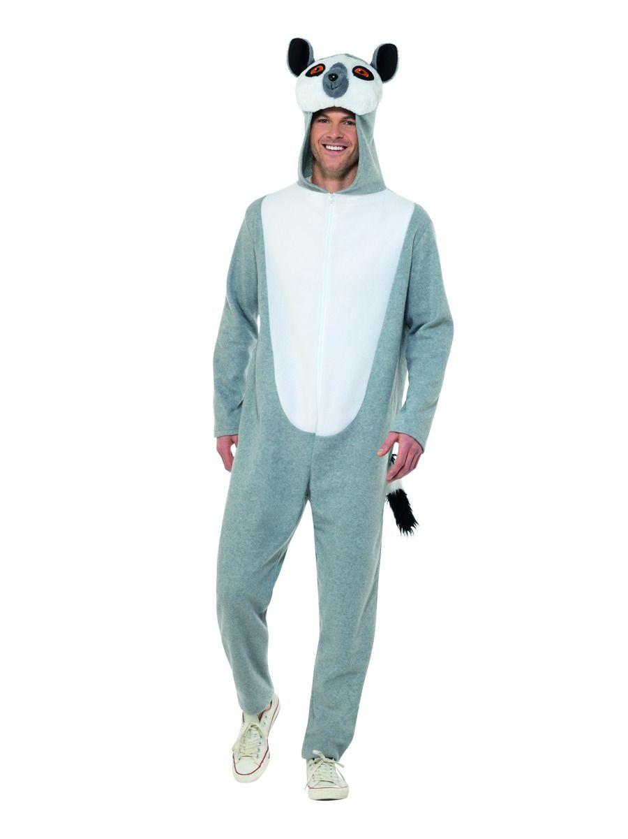 Lemur Costume - Kingdom Fancy Dress - photo#36